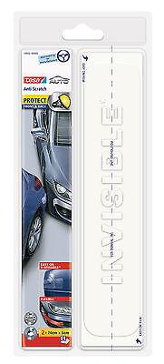 tesa® AUTO Anti Scratch Vorder - und Rückseite 2 x 24cm x 5cm transparent