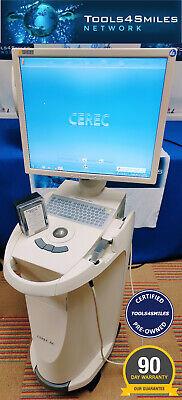 Sirona Cerec 2012 Bluecam V4.4 30 Day Parts Warranty
