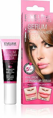 Eveline Hyaluron Lip Push-Up Serum by Eveline Cosmetics