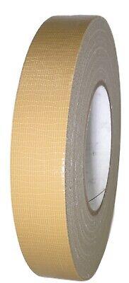 T.r.u. Industrial Duct Tape. Waterproof Uv Resistant Beige- Tan 2 In X 60 Yd.