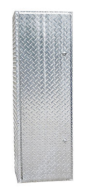 Aluminum Locker Storage Shop Diamond Plate Cabinet Enclosed Cargo Trailer 48