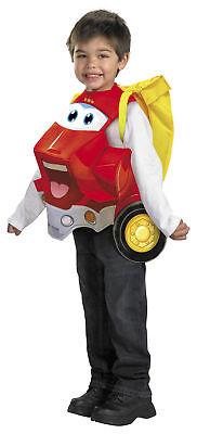 3 Friends Halloween Costumes (Tonka CHUCK AND FRIENDS Halloween toddler Costume  3+ fits uo to sz 6)