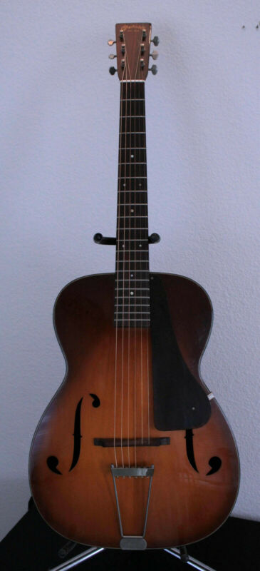 Vintage 1934 Martin R-18  Archtop f Hole Acoustic Guitar
