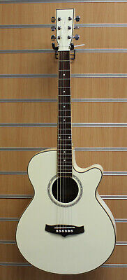 (wi1) Tanglewood TSF CE Semi Acoustic With Padded Gig Bag.