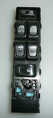 2002 – 2005 Chevy Trailblazer Envoy Master Power Window Switch PN: 15204690