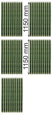 50 x Baum Manschette 115cm lang Wild Spiralen Verbißschutz Schäl Schutz Wildfraß
