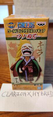 ONE PIECE WCF World Collectable Figure Wano Kuni vol.8 - Killer