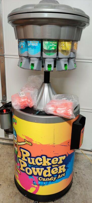 Pucker Powder Candy Machine