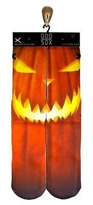 ODD SOX [JACK O´LANTERN] SOCKS SOCKEN HALLOWEEN KÜRBIS PUMPKIN EVIL TATTOO (Halloween Socken)