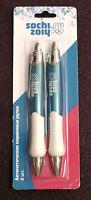 2 Bola Azul-plumas Sochi 2014. 2 Blue Ball-pens Sochi 2014 Olympic Games -  - ebay.es