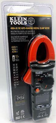 Klein Tools 400 Amp Auto-ranging Acdc Digital Clamp Meter- 092644691720