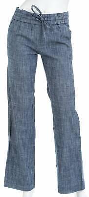 ANN TAYLOR FACTORY Cotton Wide Leg Pants