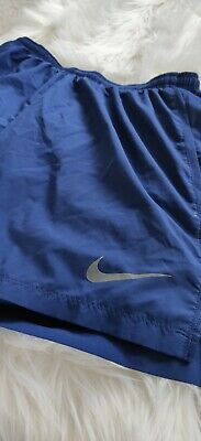 Mens nike running shorts large