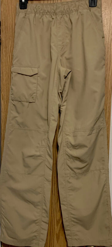 Columbia Omni-Shade youth pull on pant sz L (14/16)