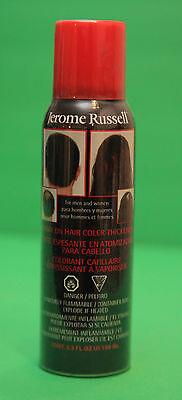 jerome russel hair thickener jet black 3.5 oz