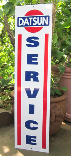 DATSUN SERVICE SIGN CLASSIC 240Z 510 720 BLUEBIRD SKYLINE