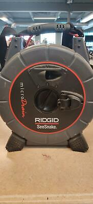 Ridgid Microdrain Seesnake Camera Reel