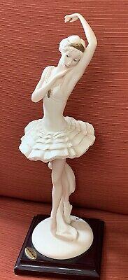 Armani Ballerina - Vintage Capodimonte Florence Giuseppe Armani FIGURINE