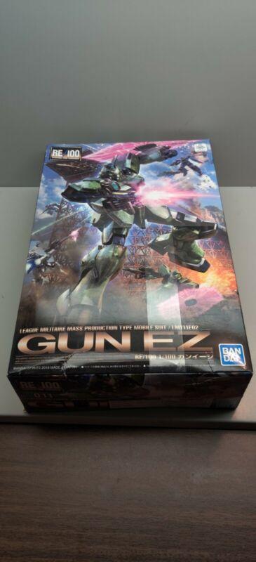Bandai Hobby Victory Gundam Gun-EZ RE/100 MG 1/100 Model Kit USA Seller NEW