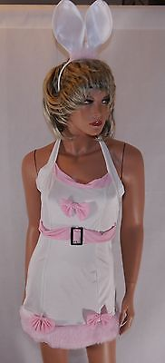 Sexy Women's Ladies Rabbit  Bunny Hop Fancy Dress Costume Clearance Price!