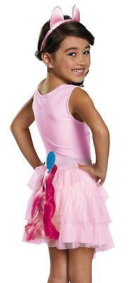 My Little Pony Pinkie Pie Satz Kinder Kostüm - Pinkie Pie Kinder Kostüm