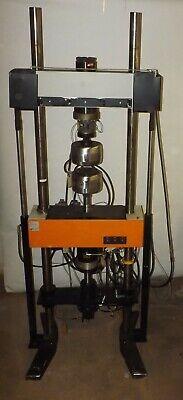 Instron Servo Hydraulic Axial Torsion Test Frame