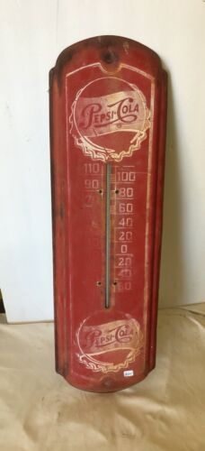 Antique Pepsi-Cola Thermometer