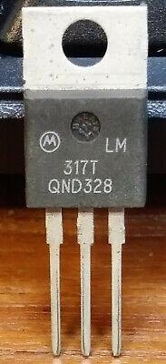 New Lm317t Adjustable Voltage Regulator 1.2 - 37 Volts Output
