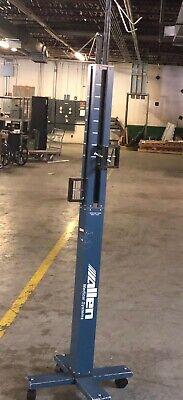 Allen Medical Iv Tower 4 Hook Irrigation Tower Model 50004