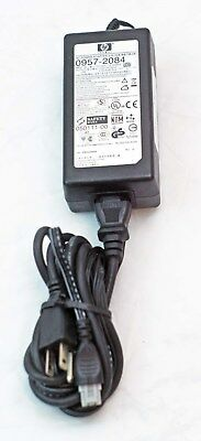 Genuine HP 0957-2084  AC Adapter Power Cord for Photosmart & DeskJet Printers