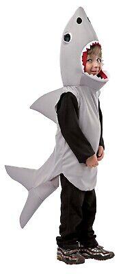 Rasta Imposta Sand Shark Fisch Tiere Kleinkinder Kinder Halloween Kostüm Gc6526 ()