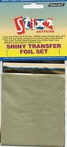 10 SHEETS TRANSFER FOILS VINTAGE TONE COLOURS OLIVE GREEN GOLD GREY CREAM BROWN