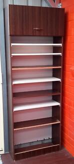 URGENT SALE Large Wooden Shoe Shelf Rack MUST GO! Sunshine North Brimbank Area Preview