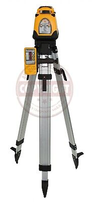 David White 3110-gr Self-leveling Rotary Grade Laser Level Topcon Spectra