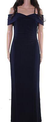 Lauren By Ralph Lauren Womens Dresses Blue Size 2 Sheath Beaded 190- 315 - $0.99