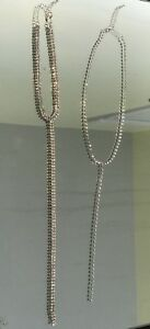 Colliers neufs new Necklaces