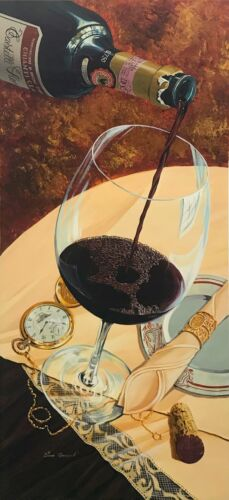 "Dima Gorban ""castelli Chianti"" Wine 