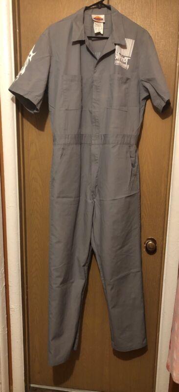 Slipknot Cory Taylor #8 Gray Suit (Rare) Size L/XL Homemade