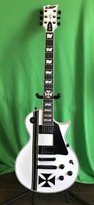 ESP Iron Cross Guitar James Hetfield Signature Metallica