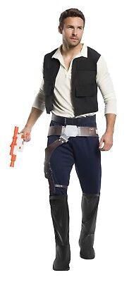 Rubies Star Wars Klassisch Han Solo Skywalker Erwachsene Herren Halloween Kostüm