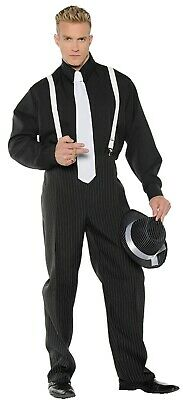 Gatsby Mens Costumes (GANGSTER MENS  COSTUME 1920'S GATSBY)