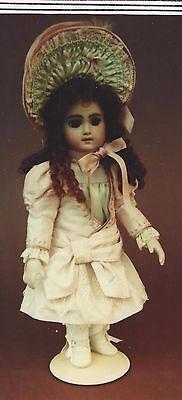 """10""""ANTIQUE FRENCH BRU/BLEUETTE DOLL DRESS/JACKET&HAT&UNDIES PATTERN GERMAN CHILD"""