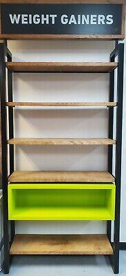 6 Tier Shelving Shelving Shelves Display Display Shelves Retail Shelves
