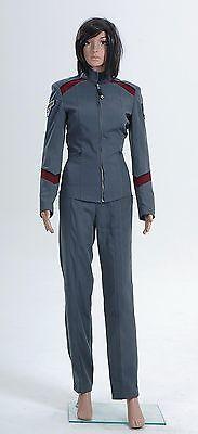 Carter Uniform (Stargate Atlantis Samantha Carter Teyla Women Uniform Cosplay Costume Tailored)