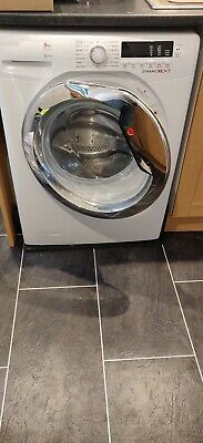 Washing Machine , Hoover , 9 Kg , A +++ , 1600 Spin , white