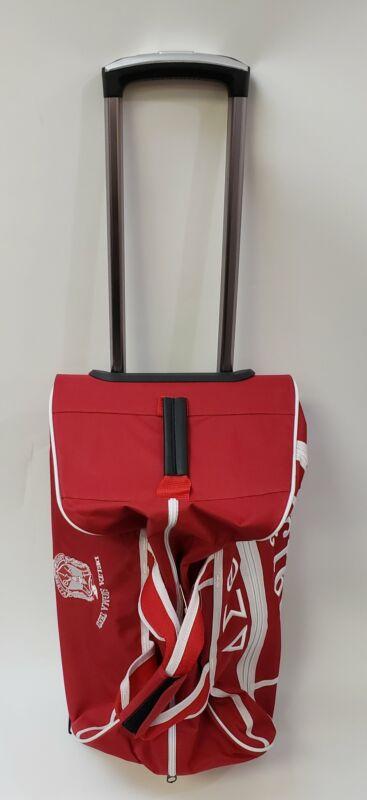 Delta Sigma Theta - Red Trolley Bag