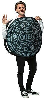Rasta Imposta Oreo Cookie Junk Food Snacks Adult Unisex Halloween Costume GC3713 - Junk Food Halloween Costumes