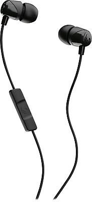 Skullcandy - Jib Wired In-Ear Headphones - Black