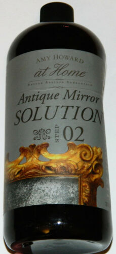 Amy Howard At Home Antique Mirror Solution Kit Step 2 32oz *NEW*