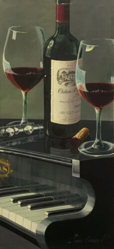 """Dima Gorban """"chateau Belgrave"""" Wine 
